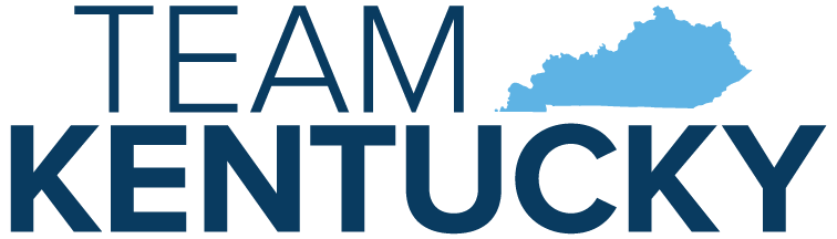 Blue Team Kentucky Logo